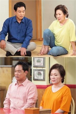 韓流ドラマ「お父さんが変」┃キャプチャー画像