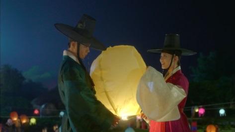 韓流ドラマ 雲が描いた月明かり┃キャプチャー画像