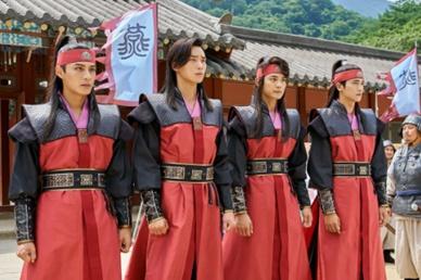 韓国歴史ドラマ「花郎」┃キャプチャー画像